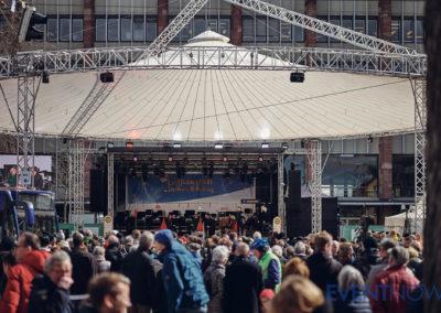 Eröffnungsfest Stadtbahn Rotteckring | Foto: Felix Groteloh