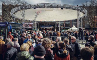 VAG Eröffnungsfest Rotteckring